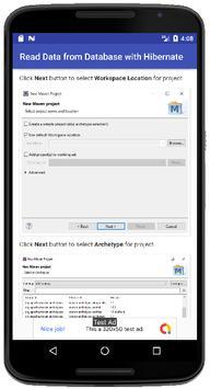Learn JSP-Servlet with Real Apps screenshot 7