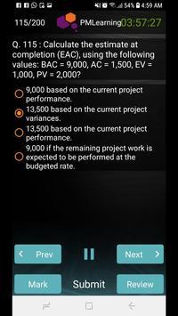 PMP Exam Prep: 100% Pass! 海报