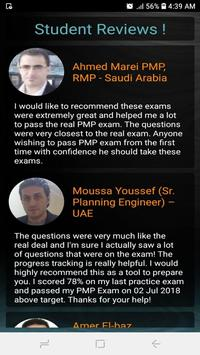PMP Exam Prep: 100% Pass! 截图 3