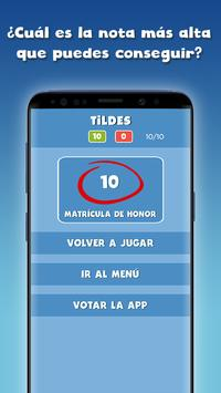 Guess the correct word in Spanish free screenshot 3