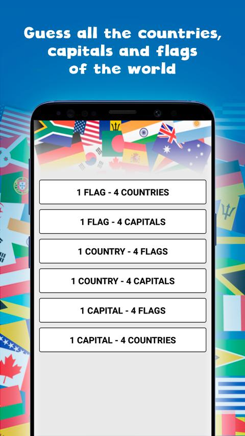 Perfekt kvalite speical-erbjudande Toppkvalité Countries, capitals and flags for Android - APK Download