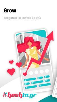 Hashta.gr: Hashtag Generator for Instagram poster