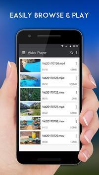 HD-Videospeler - Mediaspeler screenshot 3