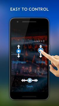 HD-Videospeler - Mediaspeler screenshot 4
