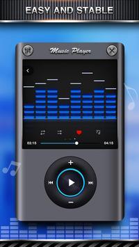 베이스 이퀄라이저 아이팟 음악 스크린샷 1