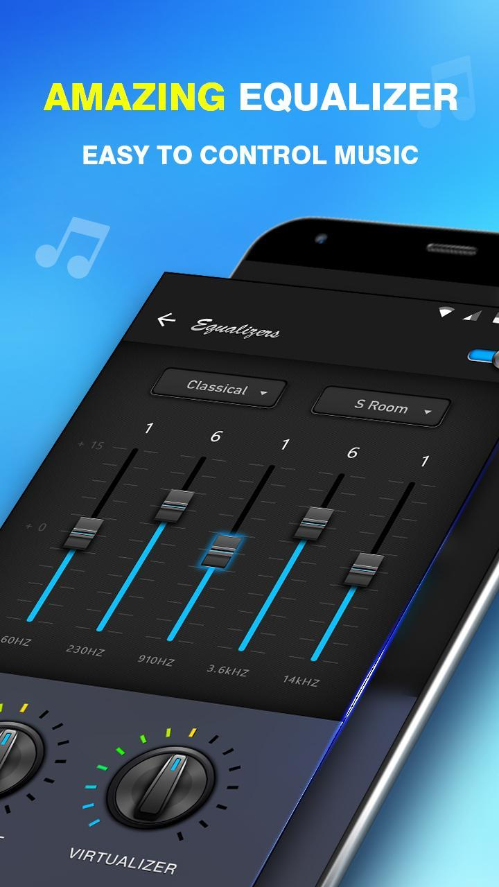 Bass Equalizer & Pod Music for Android - APK Download