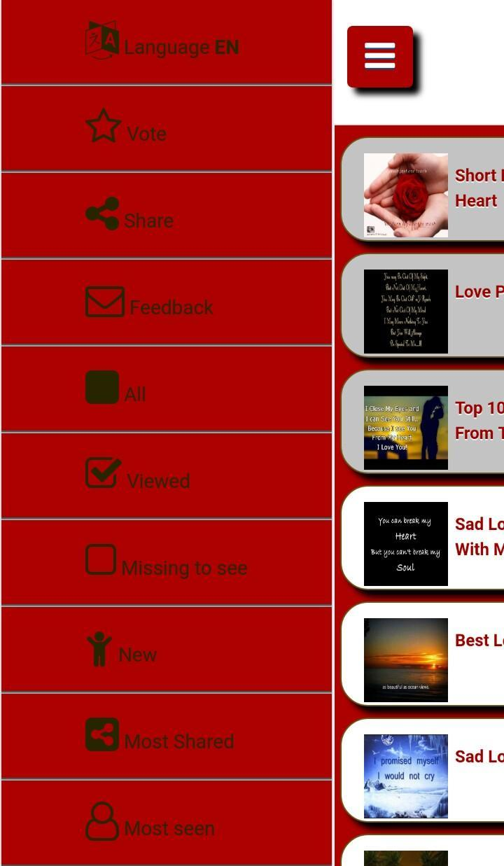 Wiersze Miłosne For Android Apk Download