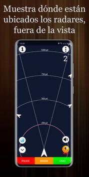 Radar Policial captura de pantalla 2