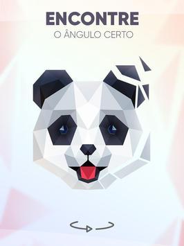 Poly Mood - 3D puzzle sphere imagem de tela 4