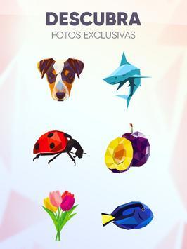 Poly Mood - 3D puzzle sphere imagem de tela 5