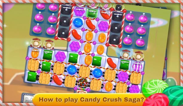 Casual Guide Candy Crush Puzzle Saga screenshot 1