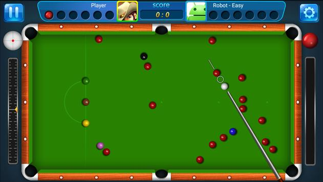 Snooker screenshot 1