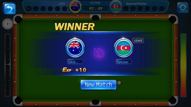Snooker screenshot 3