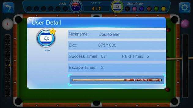 Snooker screenshot 4