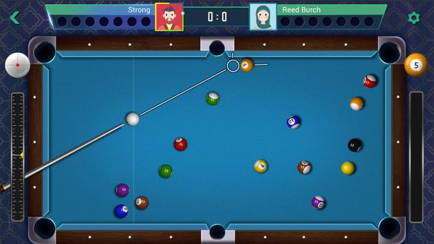 Pool Ball تصوير الشاشة 1