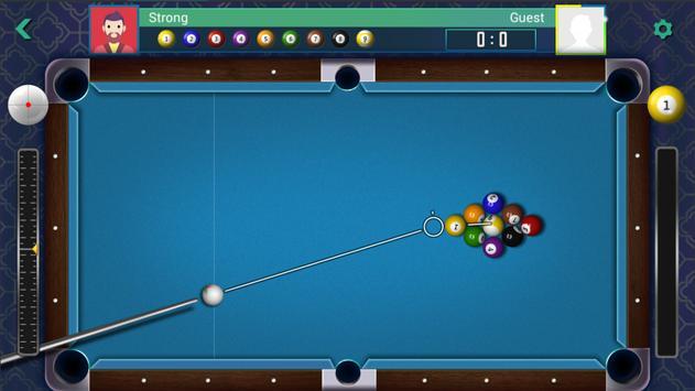 Pool Ball screenshot 2