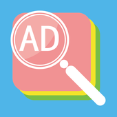 弹窗广告检测器:检测应用外弹窗广告 图标