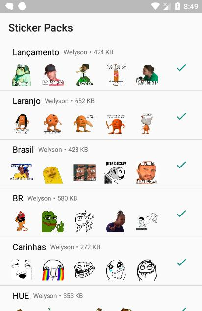 Figurinhas Whatsapp Stickers Para Seu Whatsapp For Android Apk Download