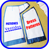 More 500 easy dress patterns icon