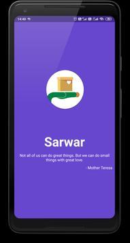 Sarwar poster