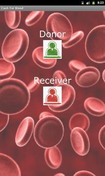 Cash For Blood screenshot 1