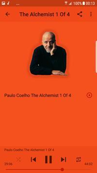 audiobook The Alchemist - Paulo Coelho screenshot 2