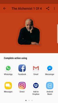 audiobook The Alchemist - Paulo Coelho screenshot 7
