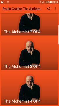 audiobook The Alchemist - Paulo Coelho screenshot 5