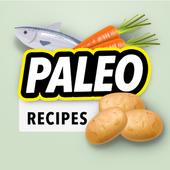 Paleo diyet uygulaması: Paleo tarifleri Diyet izci simgesi