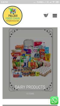 Pallavi Foods Chain poster