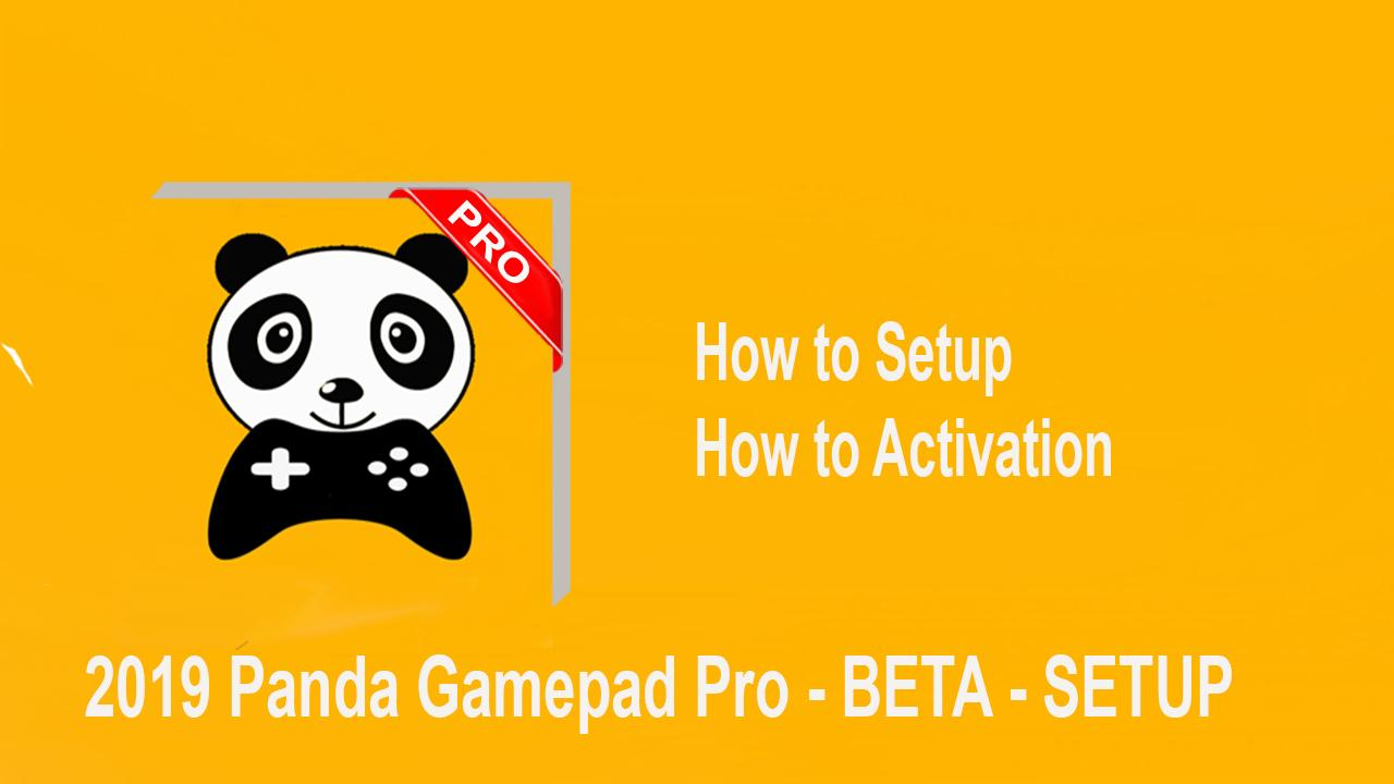 Activation Panda Gamepad Pro 2019 for Android - APK Download