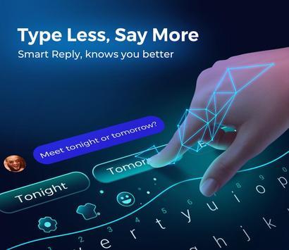 Cheetah Keyboard -   Emoji,Swype,DIY Themes poster