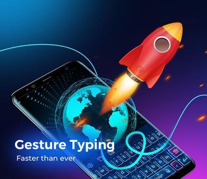 Cheetah Keyboard -   Emoji,Swype,DIY Themes screenshot 6