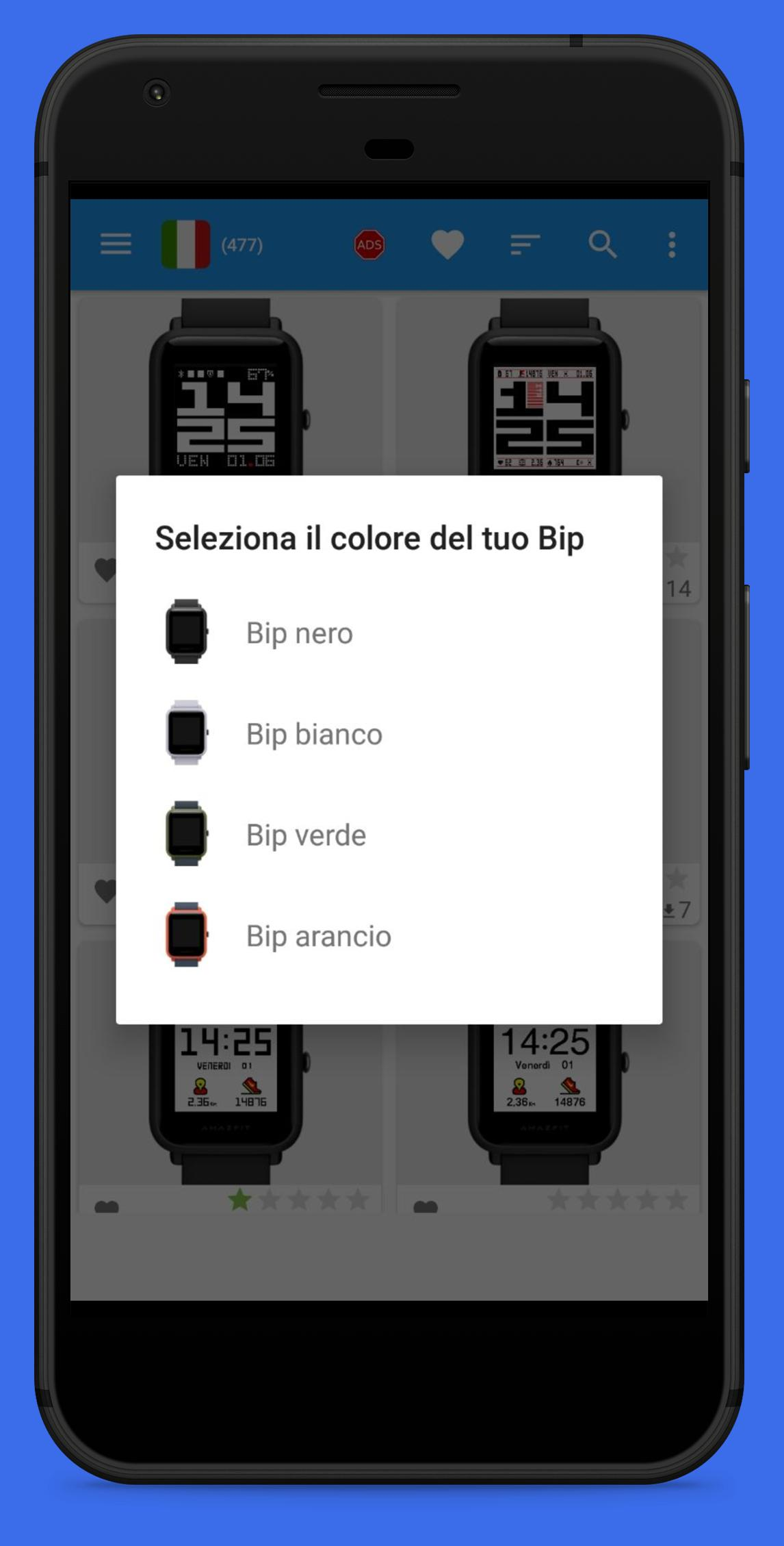 Amazfit Bip & Cor WatchFaces for Android - APK Download