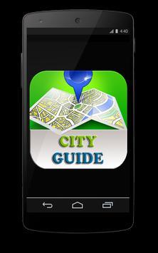 Belfast Guide poster