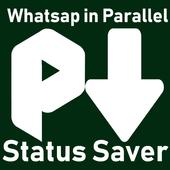 Parallel Status Saver icon