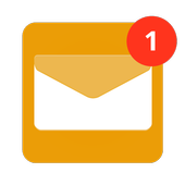 Boite e-mail pour toute messagerie électronique icône