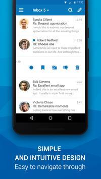 Email App screenshot 1