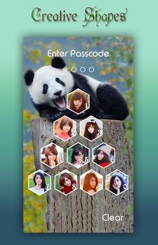 Panda Lock Screen screenshot 5