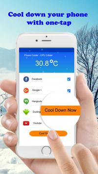 Phone Cooler - Pro Cleaner Master App - CPU Cooler screenshot 5