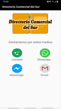 Directorio Comercial del Sur screenshot 4