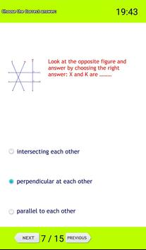 Math Revision Fourth Primary T1 screenshot 5