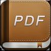 Leitor de PDF ícone