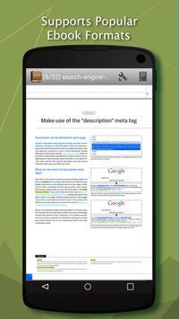 Lector de PDF captura de pantalla 1