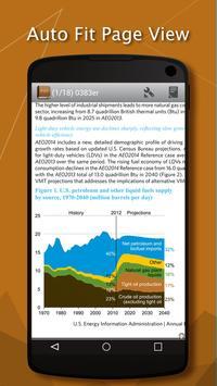 Lector de PDF captura de pantalla 2