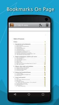 Lector de PDF captura de pantalla 5