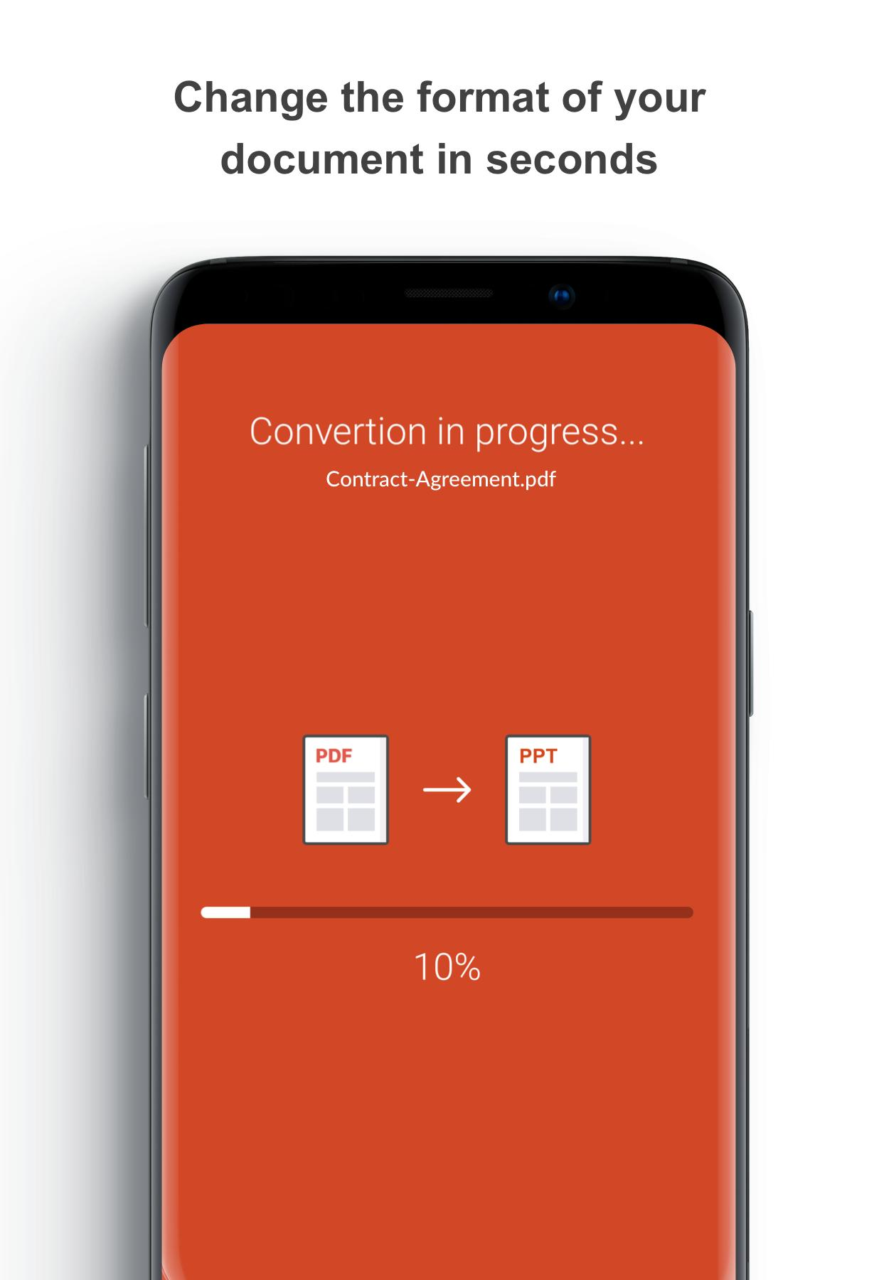Alto PDF to PPT converter for Android - APK Download