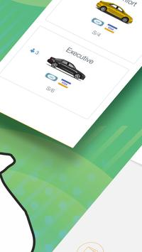 Carry: book taxi in Peru.Transport for easy travel screenshot 1