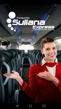 Sullana Express Movil poster