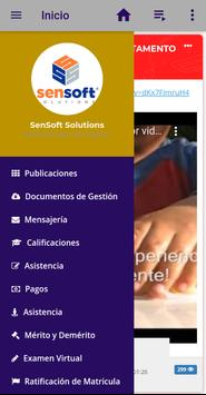 Colegio Henri la Fontaine Web screenshot 1